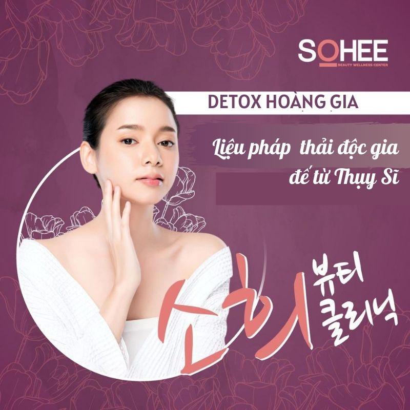 Detox Hoàng Gia